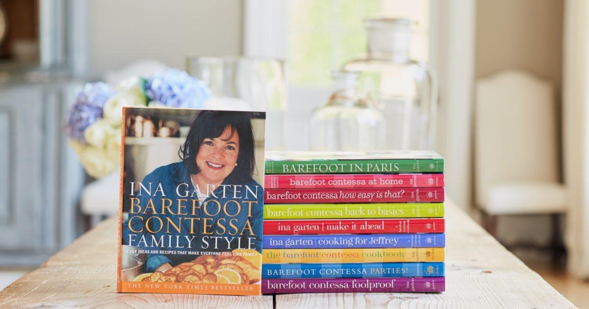 Barefoot Contessa Family Style Cookbooks Barefoot Contessa