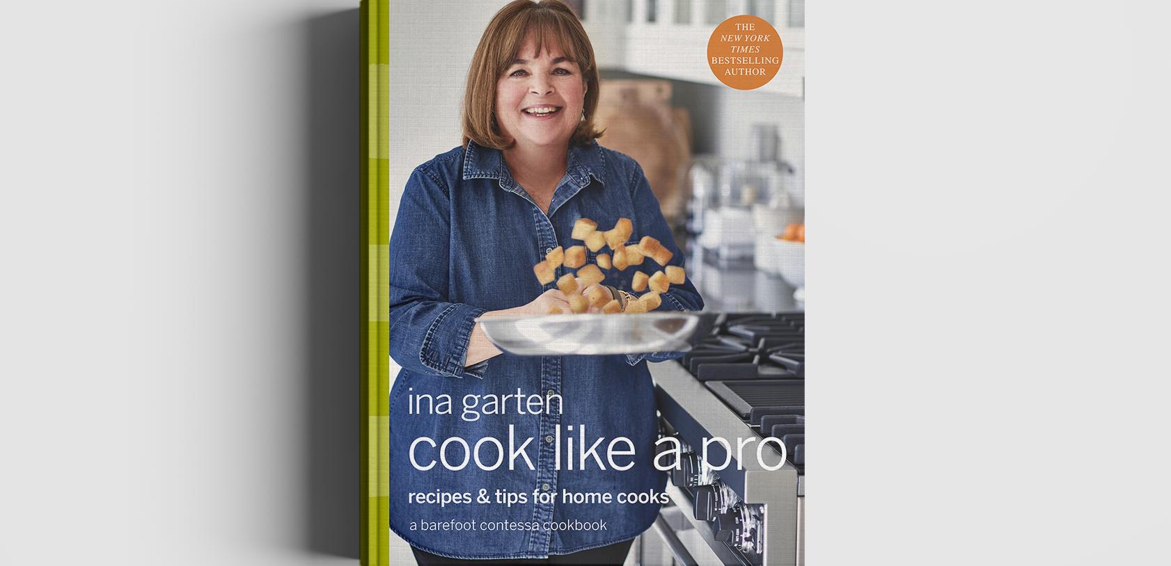 Cook Like A Pro Cookbooks Barefoot Contessa