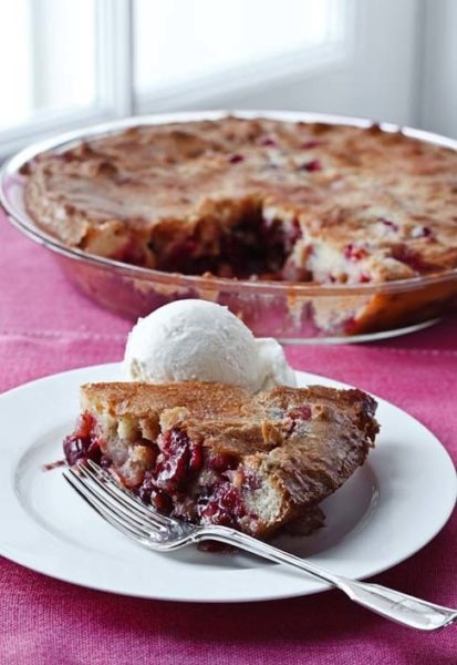 Easy Cranberry Amp Apple Cake Barefoot Contessa