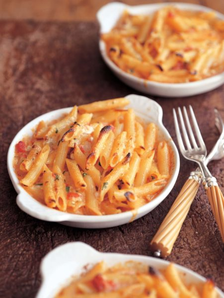 Penne With Five Cheeses Barefoot Contessa