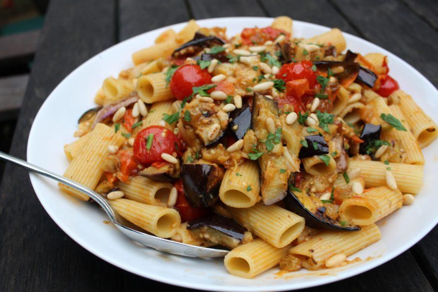 Eggplant Caponata Barefoot Contessa