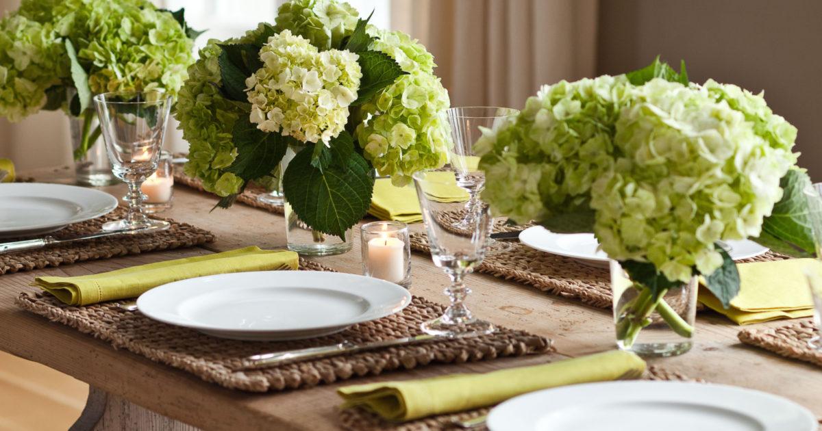 & Holiday Table Setting | Barefoot Contessa