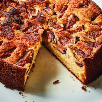 COOK LIKE A PRO SNEAK PEEK: Fresh Fig & Ricotta Cake
