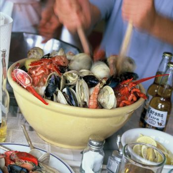 Kitchen Clambake!