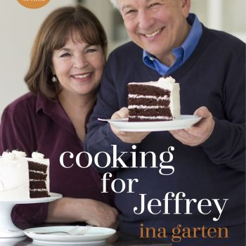 Cooking for Jeffrey!