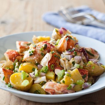 Lobster & Potato Salad