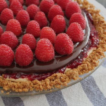 Grown-Up PB&J Pie