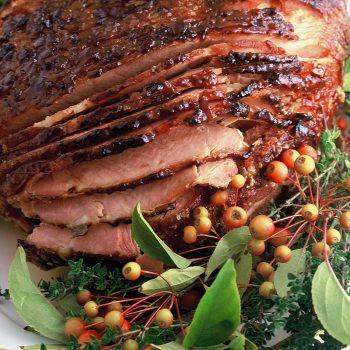 Baked Virginia Ham