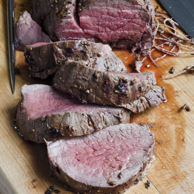 Ina Garten Beef Tenderloin balsamic roasted beef | recipes | barefoot contessa