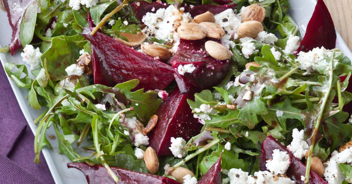 Balsamic Roasted Beet Salad Recipes Barefoot Contessa