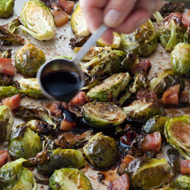 Balsamic Roasted Brussels Sprouts Recipes Barefoot