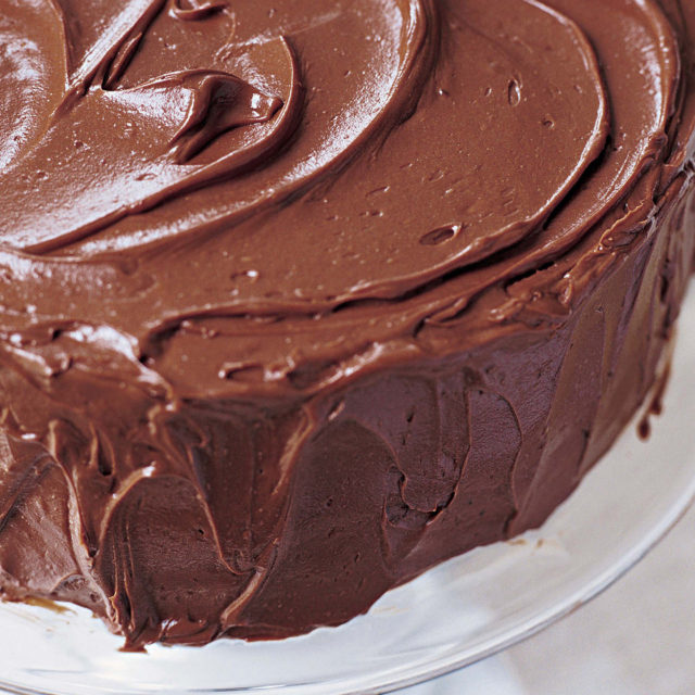 Chocolate Frosting Recipe With Oil
