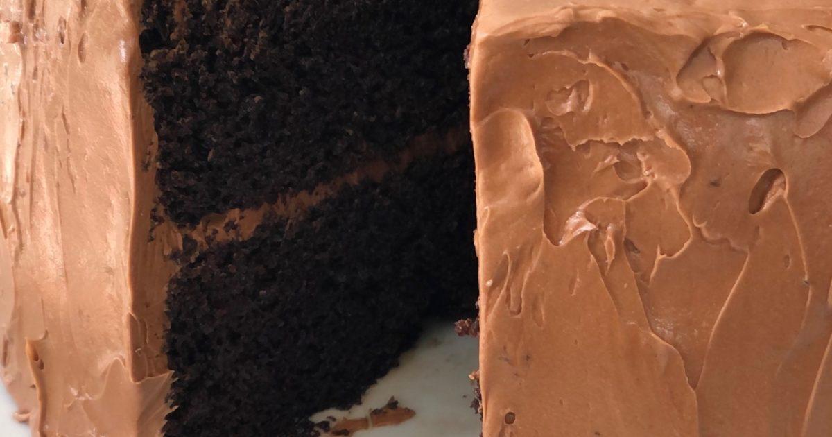 Beatty's Chocolate Cake (updated)