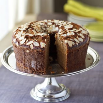 Bourbon Honey Cake