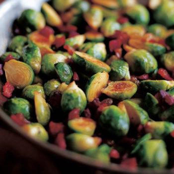 Brussels Sprouts Lardons