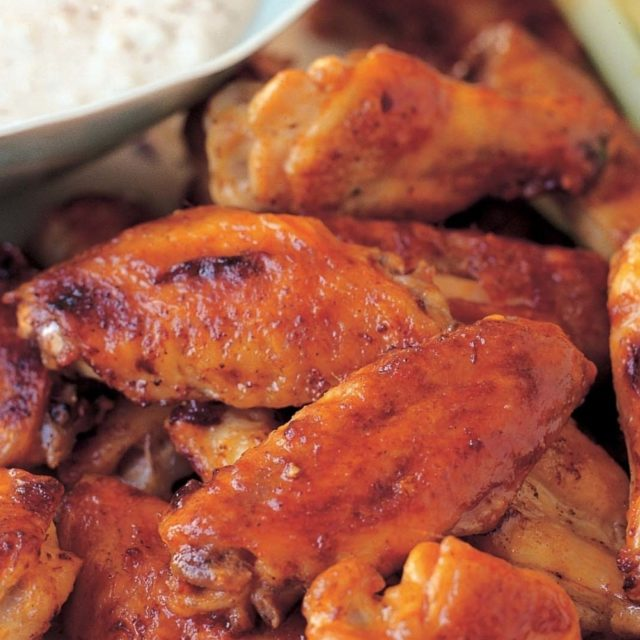 Ina Garten Chicken buffalo chicken wings | recipes | barefoot contessa
