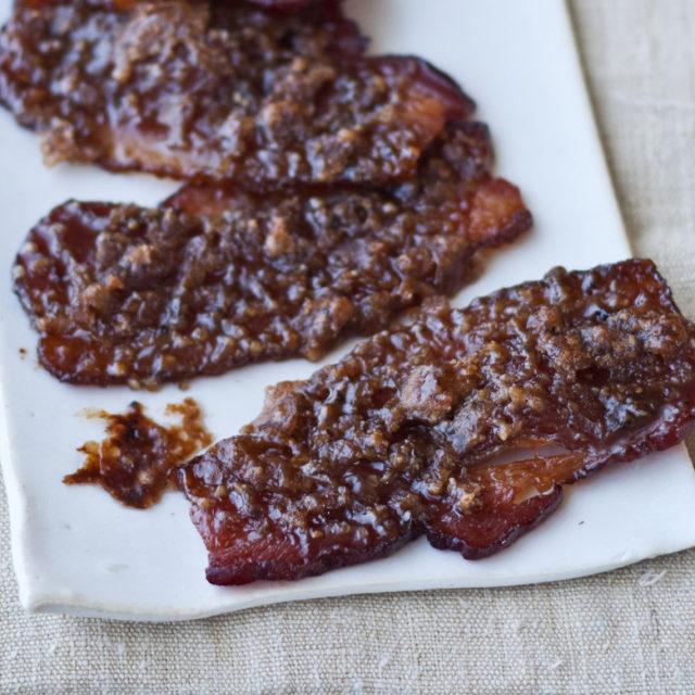 caramelized bacon | recipes | barefoot contessa