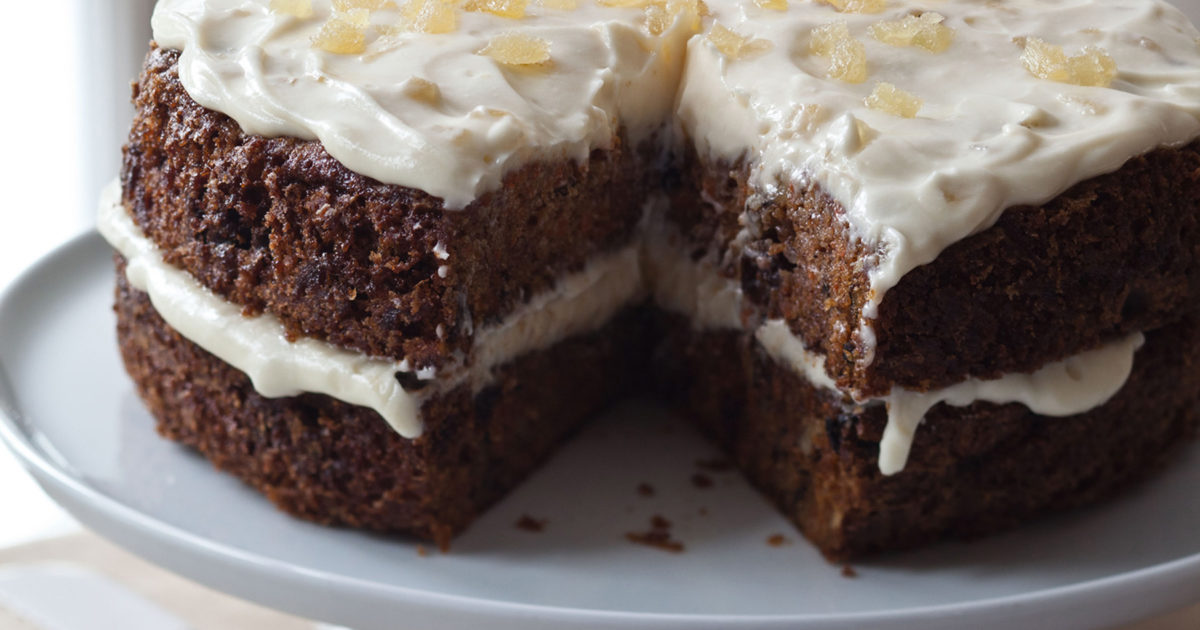 Foolproof Carrot Cake