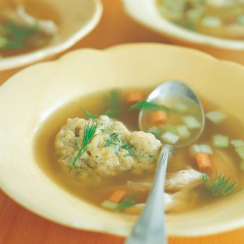 Chicken Soup with Matzo Balls