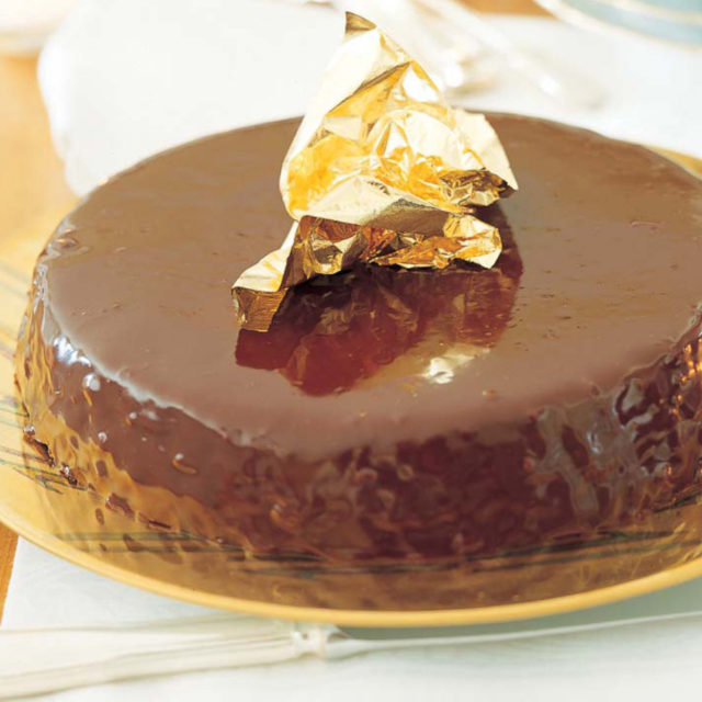 Chocolate Ganache Cake Recipes Barefoot Contessa