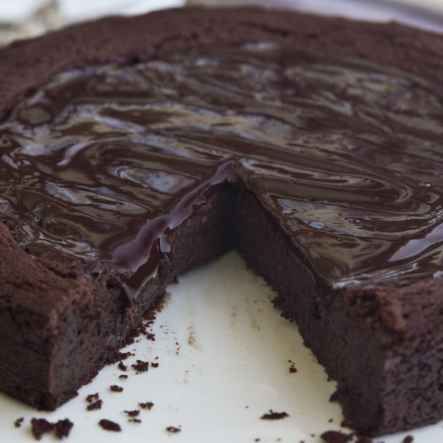Decadent Gluten Free Chocolate Cake Recipes