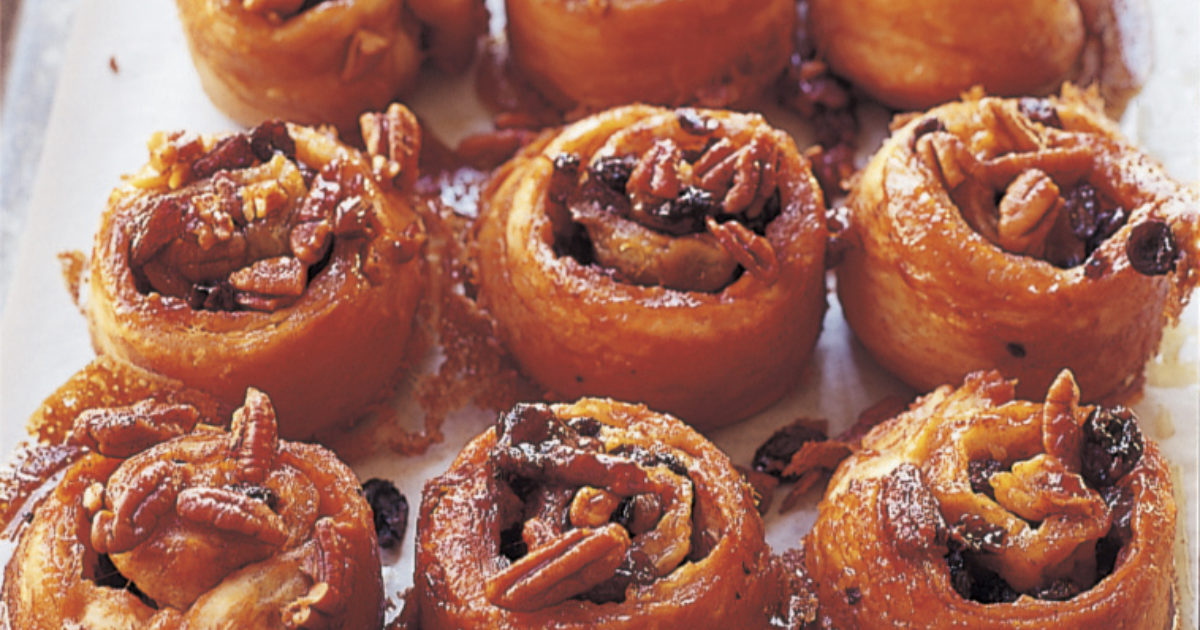 Easy Sticky Buns Recipes Barefoot Contessa
