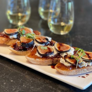 Fig & Goat Cheese Toasts