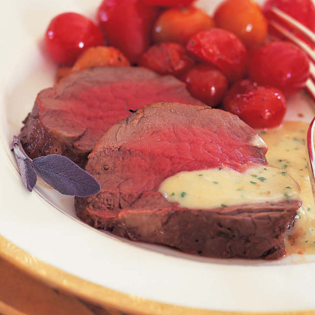 Filet Of Beef With Gorgonzola Sauce Recipes Barefoot