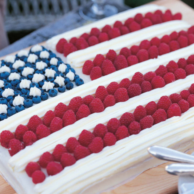 Flag Cake Recipes Barefoot Contessa