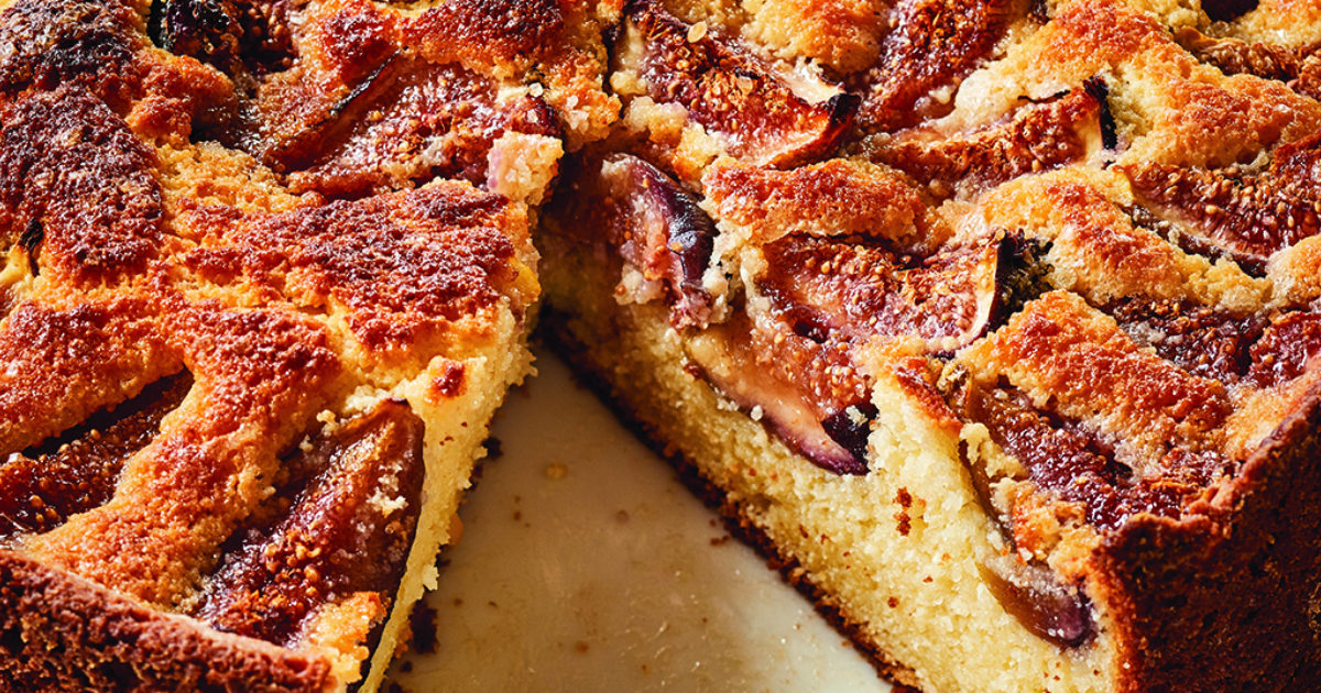 Fresh Fig Amp Ricotta Cake Recipes Barefoot Contessa