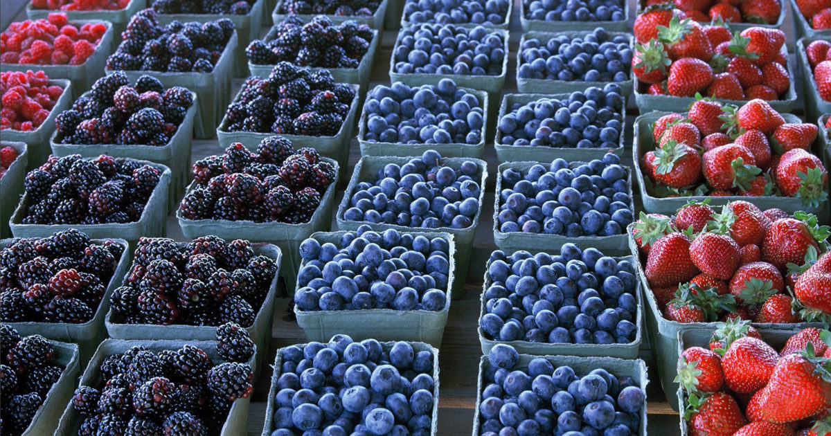 Frozen Berries With Hot White Chocolate Barefoot Contessa