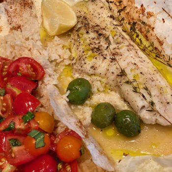 Herb-Roasted Fish