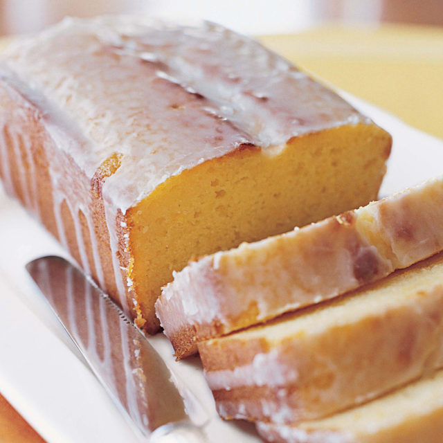 Lemon Yoghurt Cake Recipe