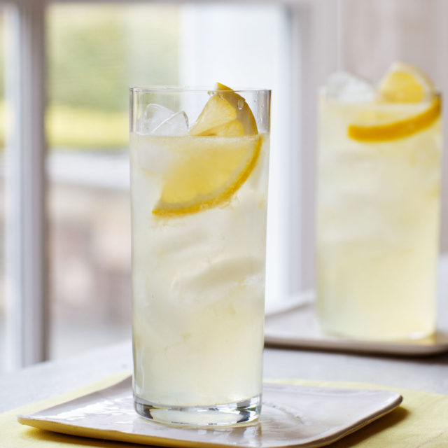 Ask Ina Garten: Limoncello Vodka Collins
