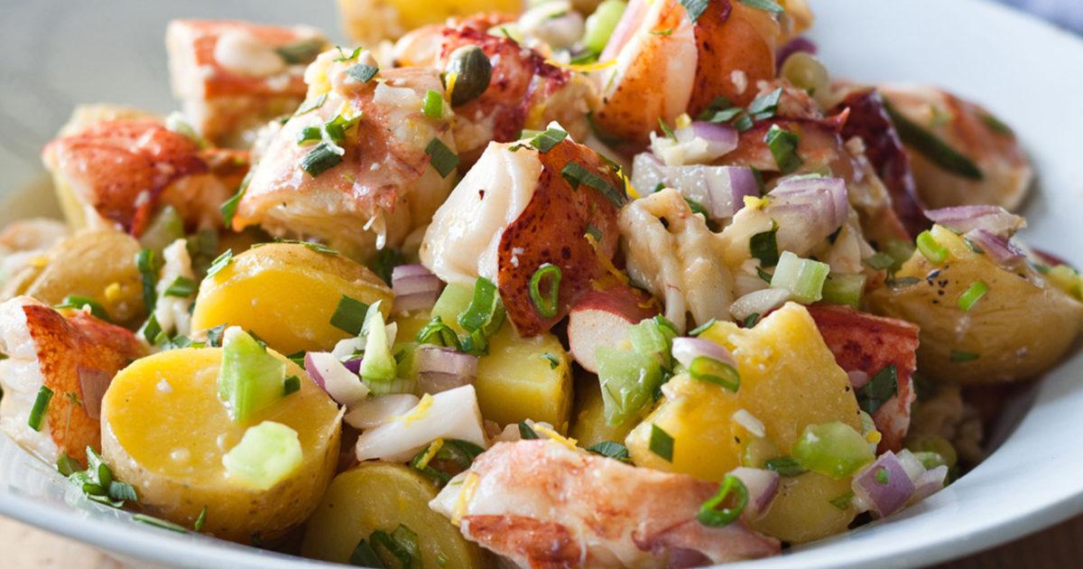 Lobster Potato Salad Recipes Barefoot Contessa