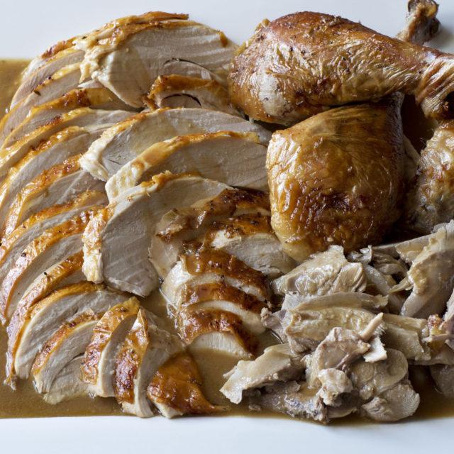 Make-Ahead Roast Turkey And Make Ahead Turkey…