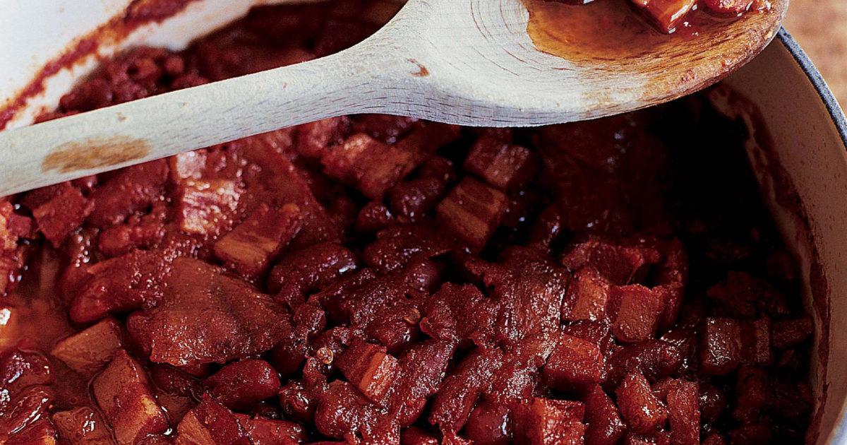 Maple Baked Beans | Recipes | Barefoot Contessa