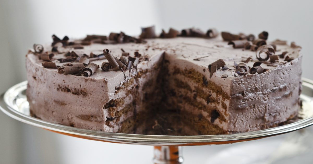 Mocha Chocolate Icebox Cake Recipe