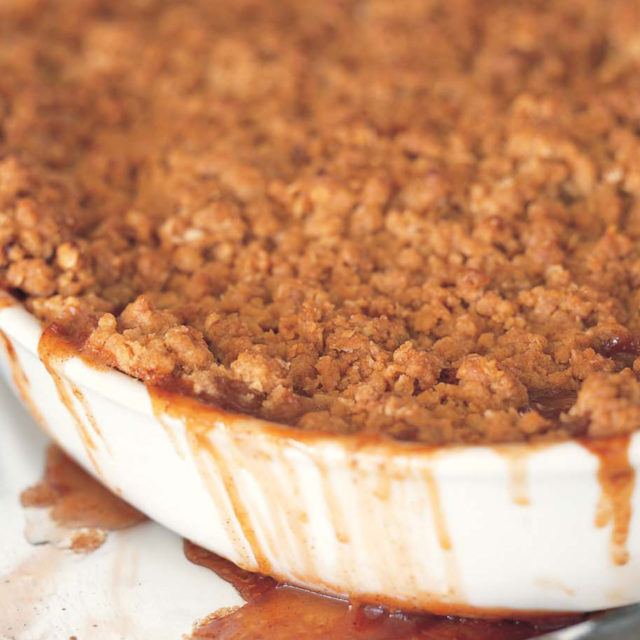 Old fashioned apple crisp recipes barefoot contessa old fashioned apple crisp forumfinder Images