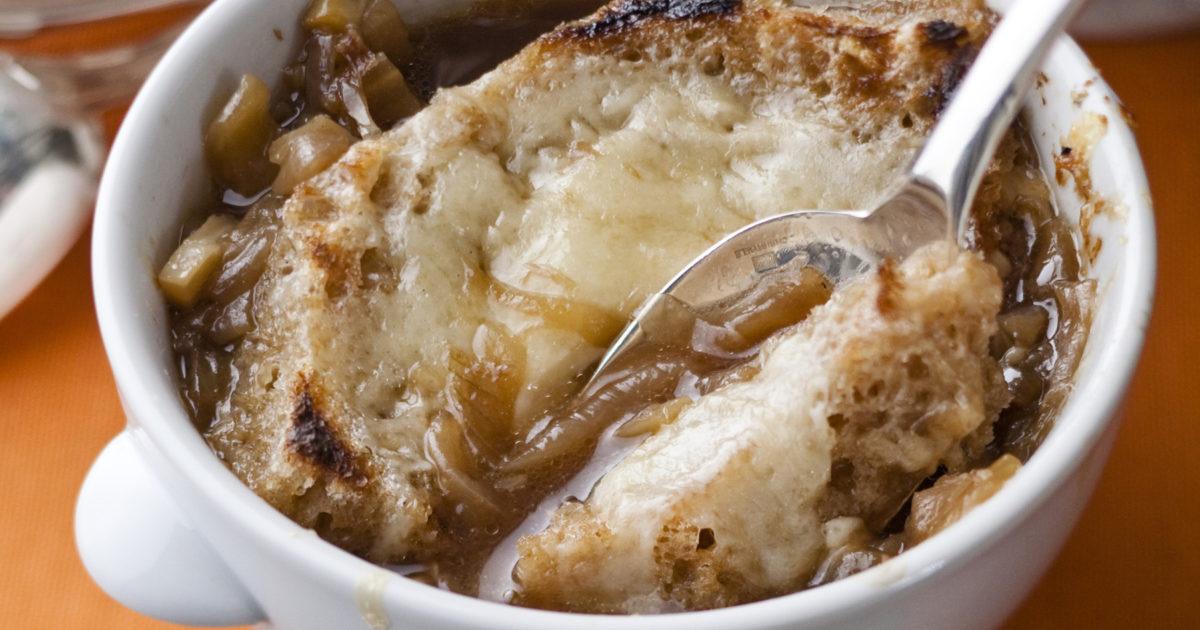 Onion Fennel Soup Gratin Recipes Barefoot Contessa