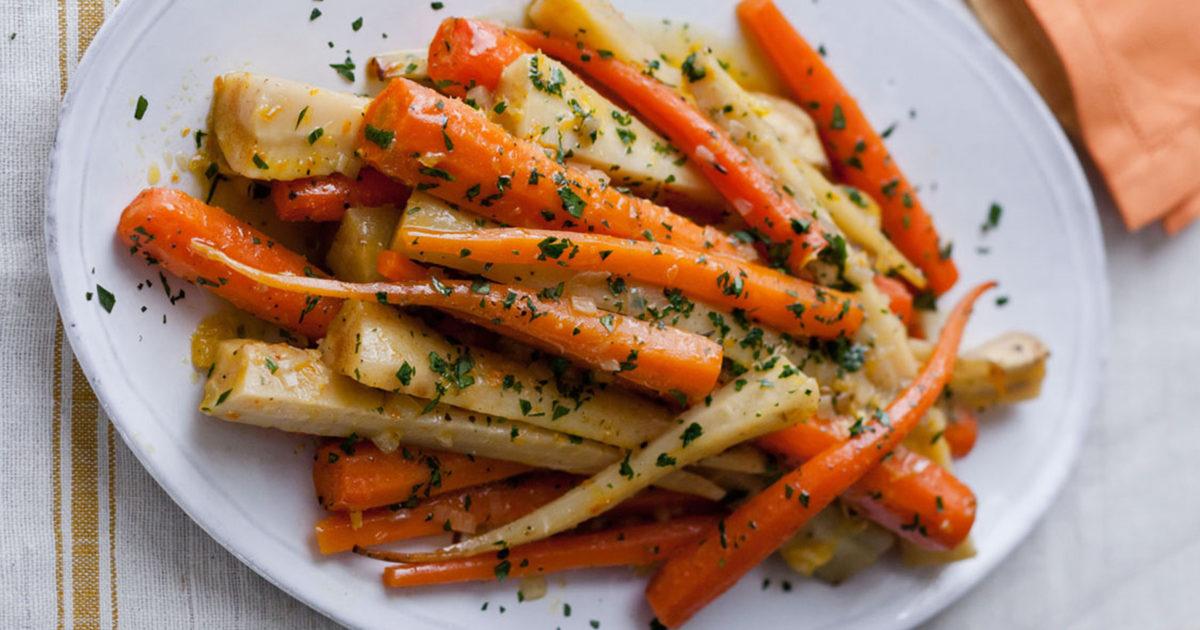 Ina Garten Thanksgiving Carrots