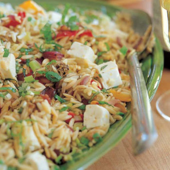 Orzo With Roasted Vegetables Recipes Barefoot Contessa