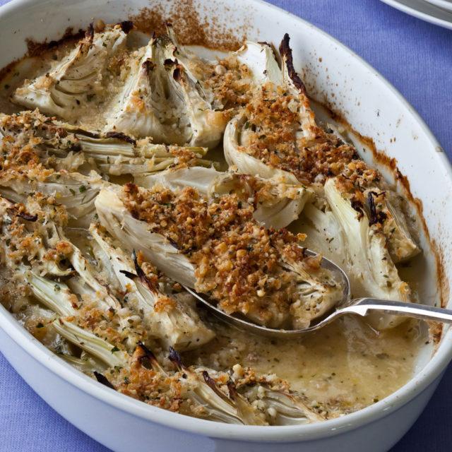 parmesan fennel gratin recipes barefoot contessa
