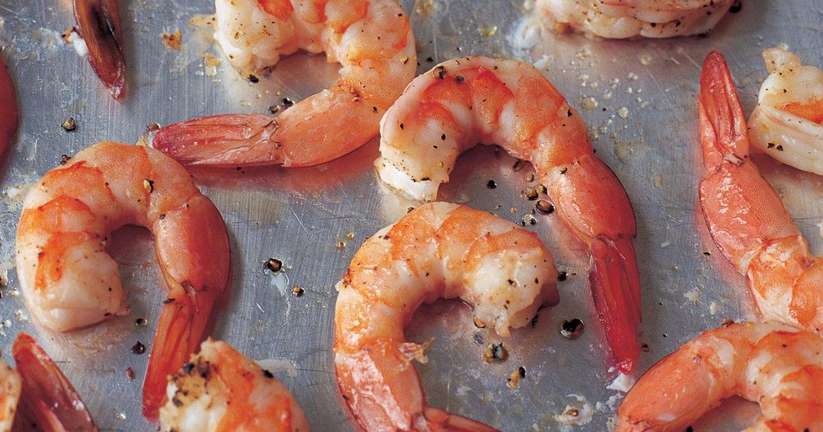 roasted shrimp cocktail | recipes | barefoot contessa