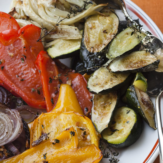 Roasted Summer Vegetables Recipes Barefoot Contessa