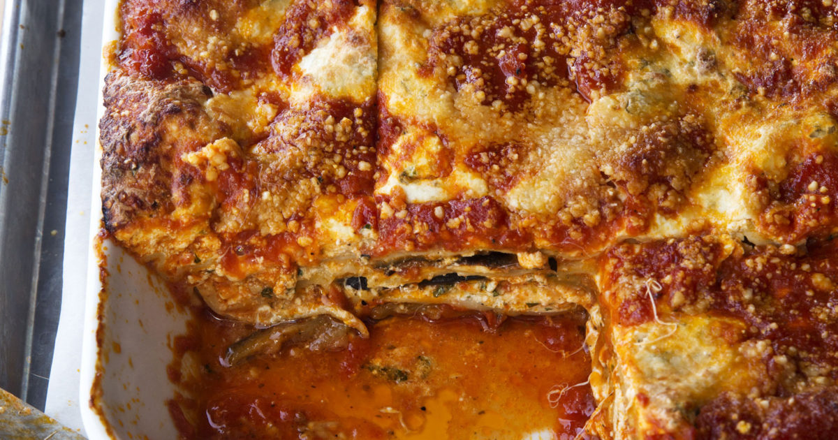 Roasted vegetable lasagna recipes barefoot contessa forumfinder Images