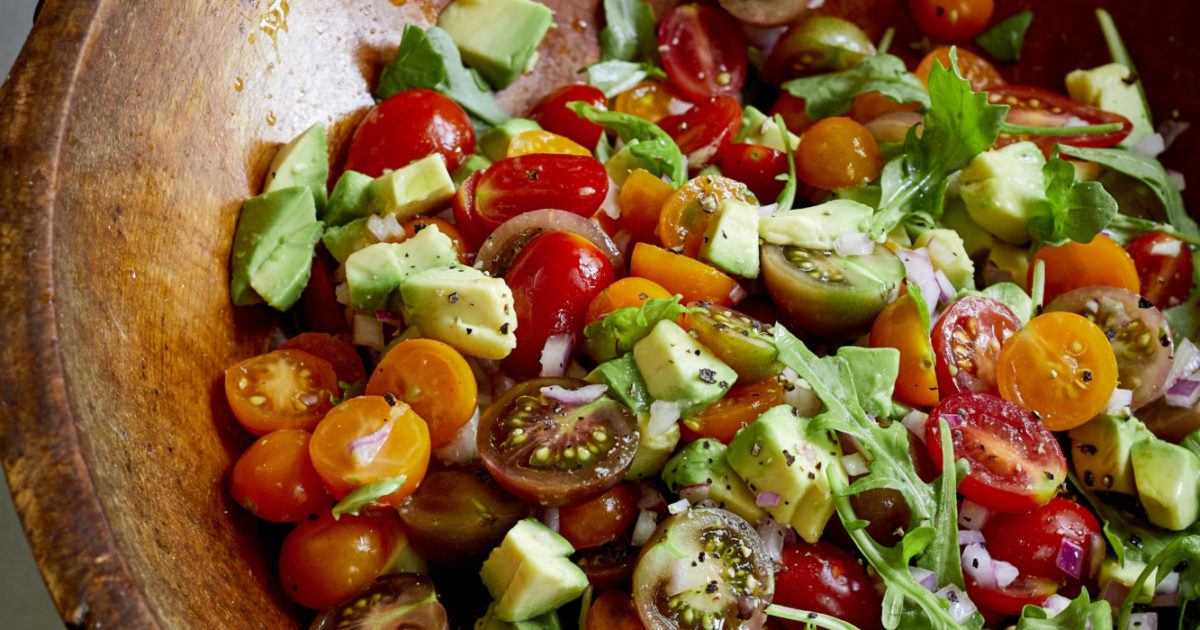 tomato avocado salad recipes barefoot contessa