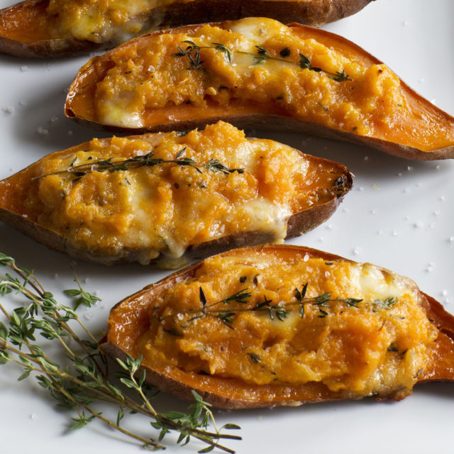 Twice Baked Sweet Potatoes Recipes Barefoot Contessa
