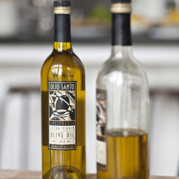 Olio Santo Olive Oil