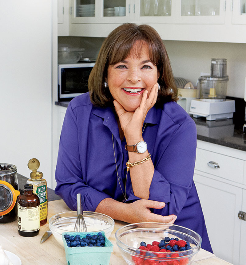 Barefoot Contessa, Cooking, Women's History Month